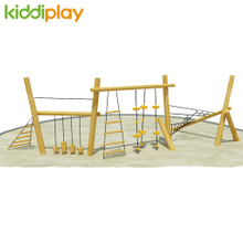 EU Standard Children Outdoor Playground Equipment for Happy Land