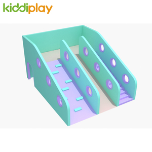 kids indoor slide Multilateral slide kids indoor or outdoor playground equipment