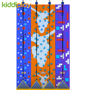 New Developed Multi-Functional Climbing Wall Indoor Playground for Shopping Mall