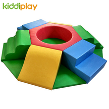 Hot Sale Kids Indoor Soft Toddler Play Game Ground