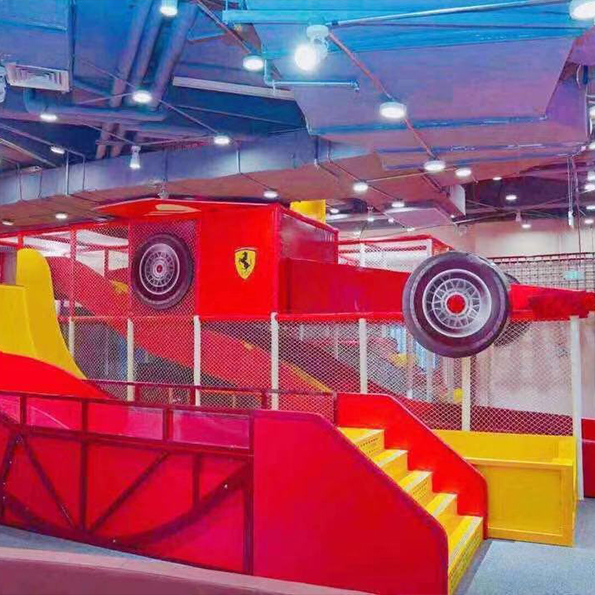 what is the best indoor playground