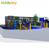 KD11054A Large Parkour Trampoline New Design Jumping Park Center