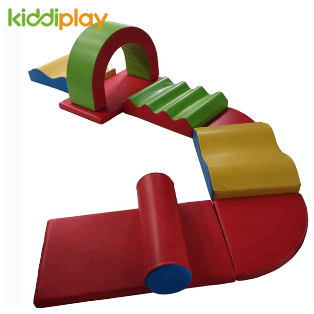 Soft Toddler Play Sensory Equipment Kids Indoor Slide Playground for Kid Games