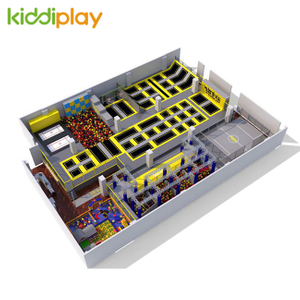 KD11079A 10 Years High Quality And Popular Trampoline Park Center