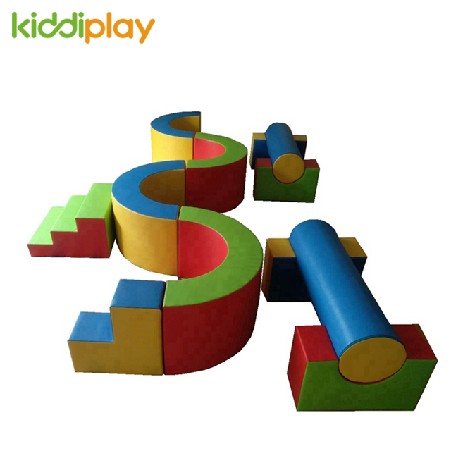 Kindergarten Soft Indoor Playground Children Toys Toddler Play