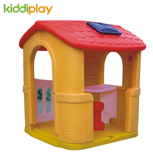 Children Indoor Game Plastic Dwarf Huts Playhouse