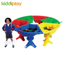 Circular Sand Water Dish for Children Game