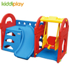 Colorful Interesting Indoor Combination Plastic Swing And Slide Play Toy for Kid