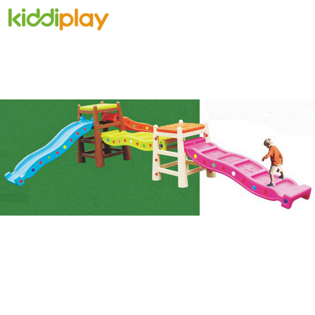 Kindergarten Slide And Swing Equipment Children Games Play Toy