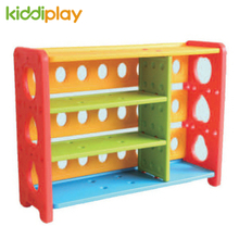 Baby Plastic Toy Shelf